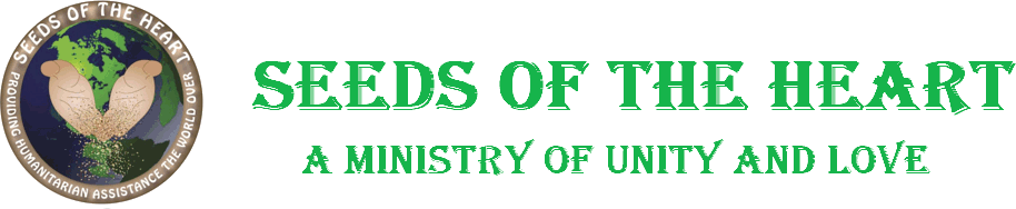 Seeds Of The Heart Logo Banner
